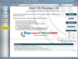 Steel City Bearings Ltd