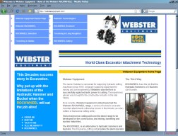 Webster Equipment